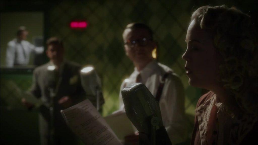 Agent Carter S01E08 Radio