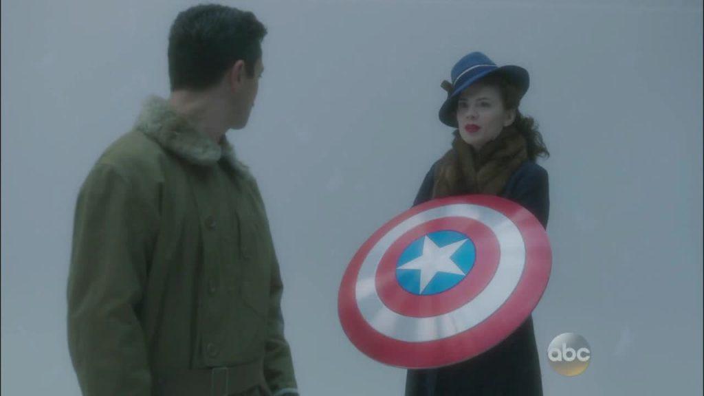 Agent Carter S01E08 Shield