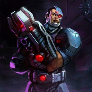 Infinite-crisis-game-cyborg