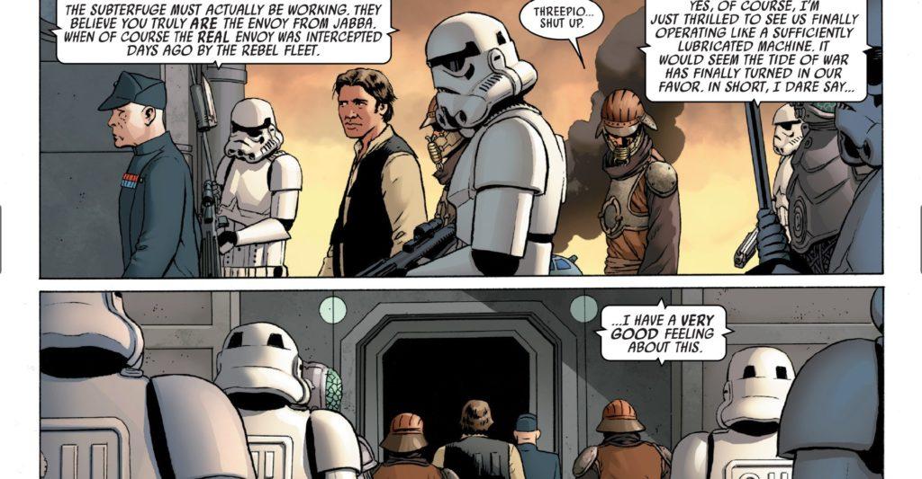 Marvel Star Wars 4