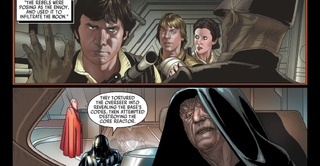 Marvel Star Wars 7
