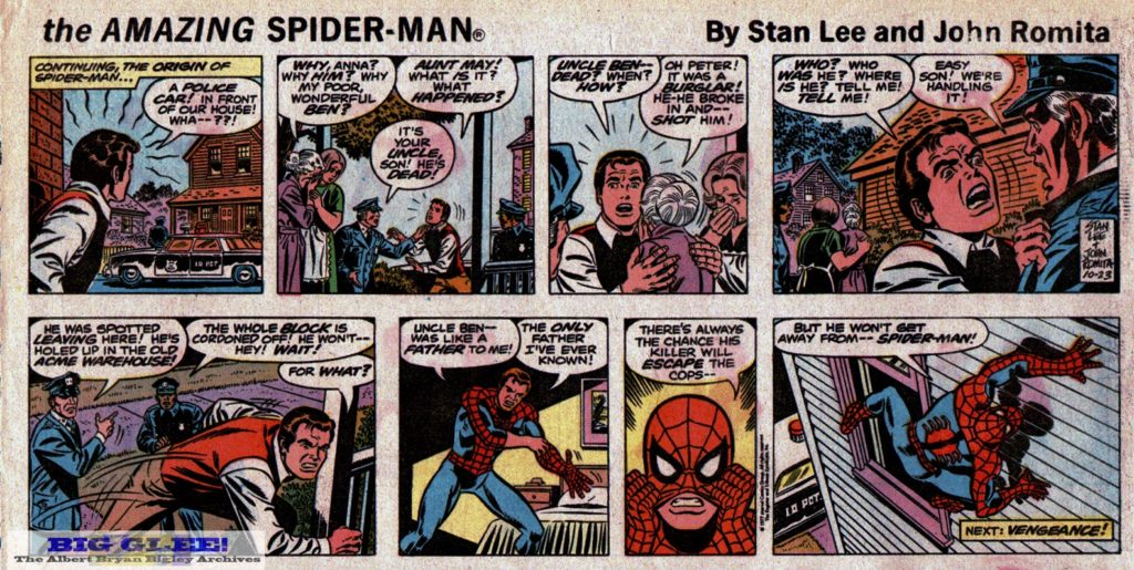 Spider-Man Origin