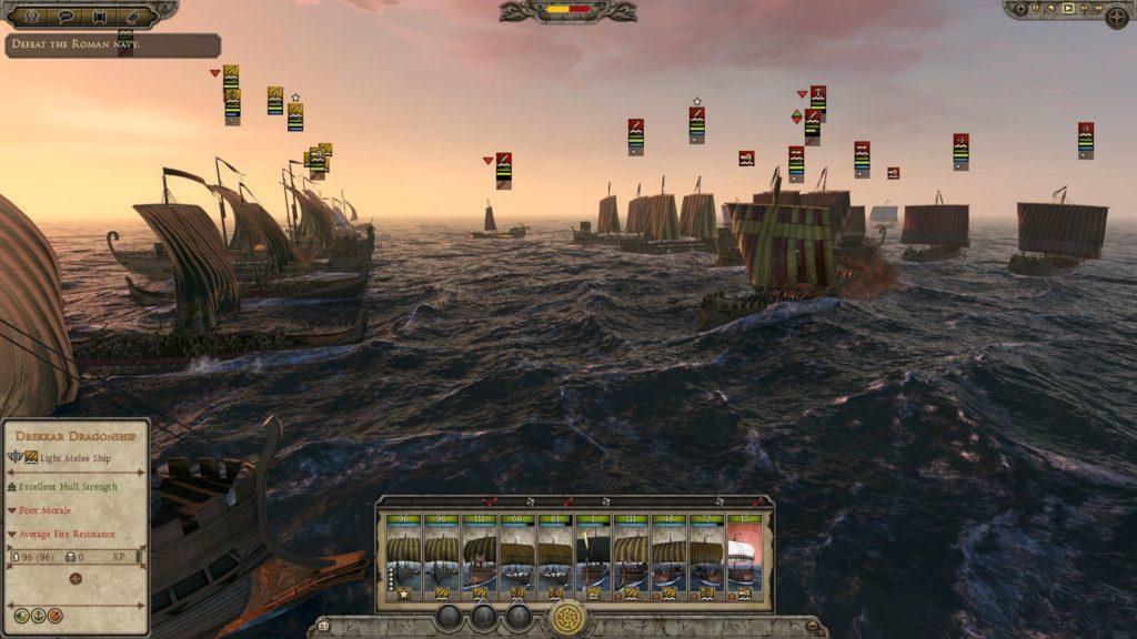 deniz savaşları