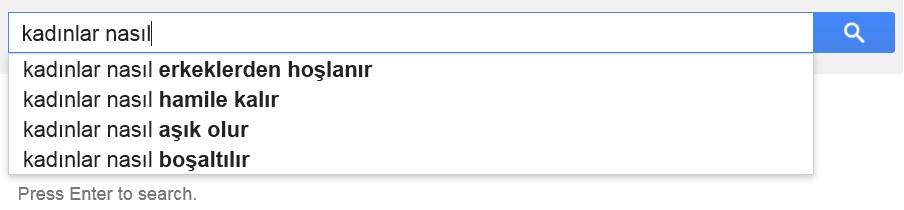 google_kadınlar_nasıl