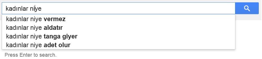 google_kadınlar_niye