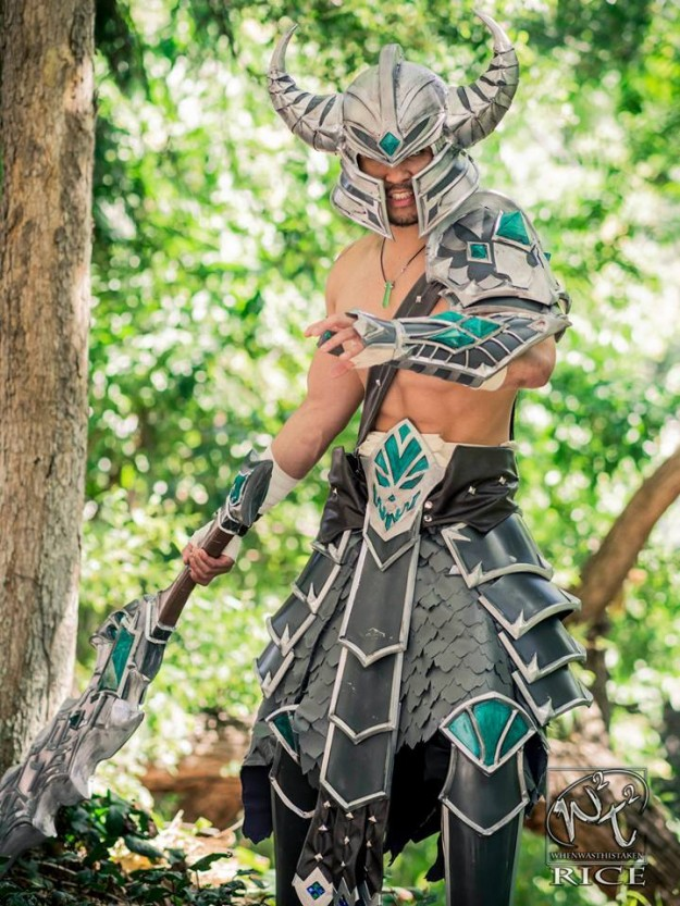 Junkers Cosplay - Tryndamere