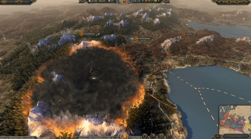 yakıp yıkma stratejisi