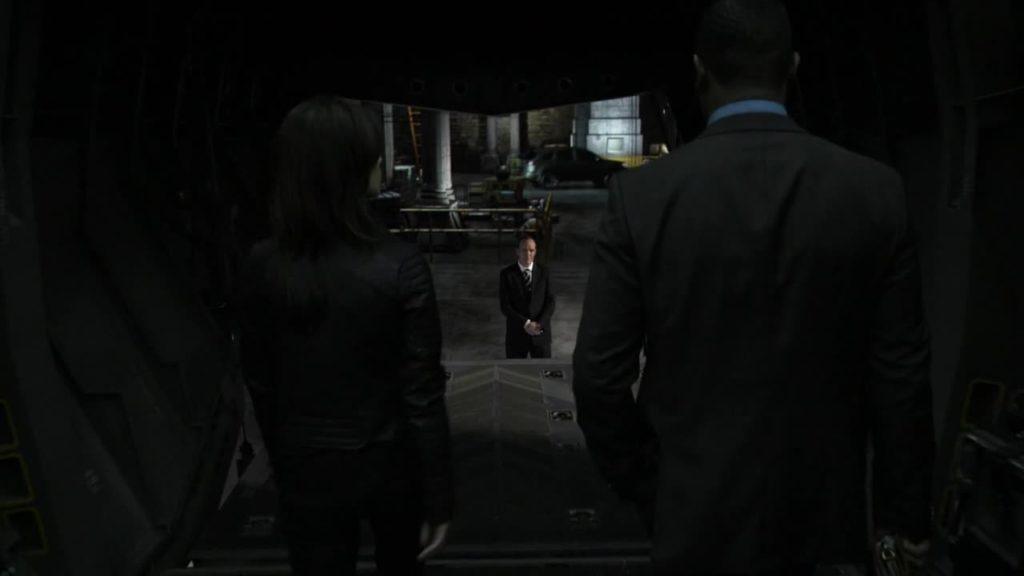 Agents of SHIELD S02E13 May