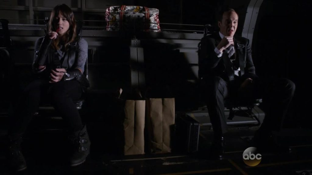 Agents of SHIELD S02E14 Skye Coulson