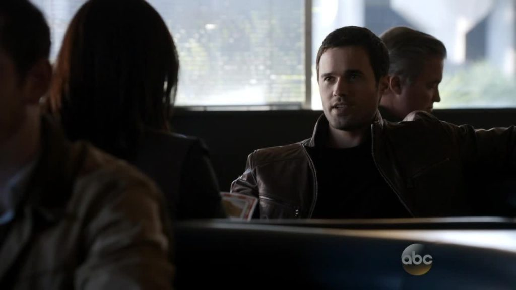 Agents of SHIELD S02E14 Ward-33