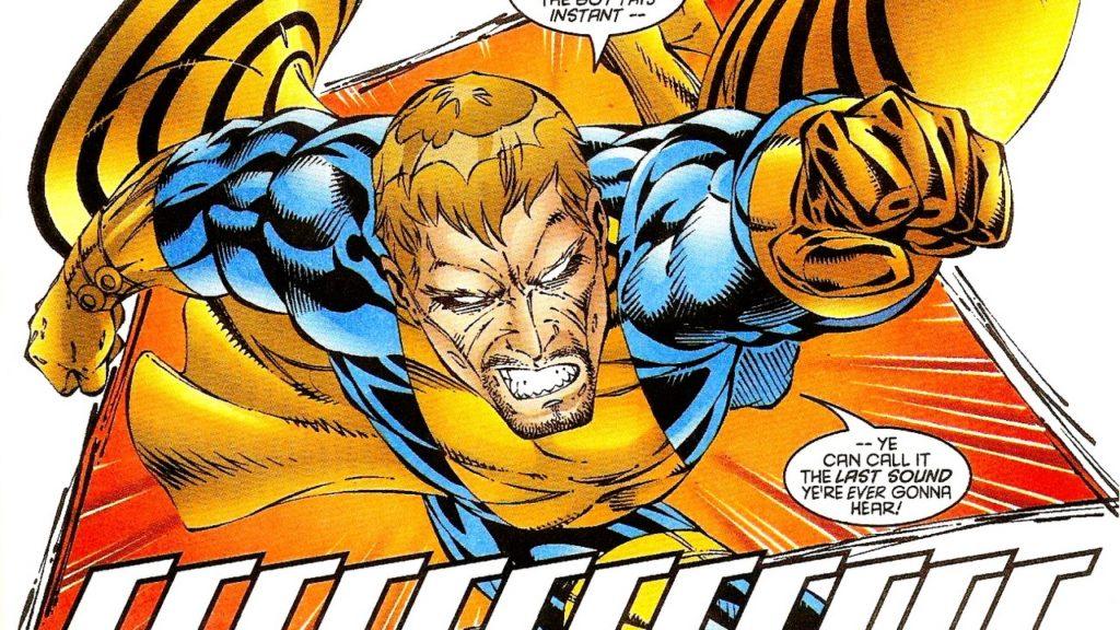 Banshee X-Men