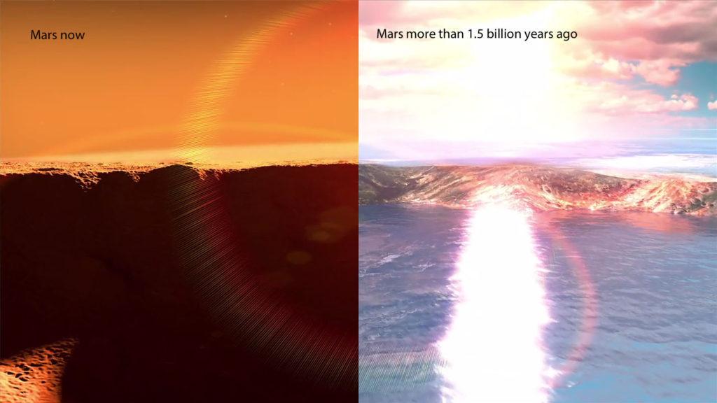 Mars-then-and-now-ocean