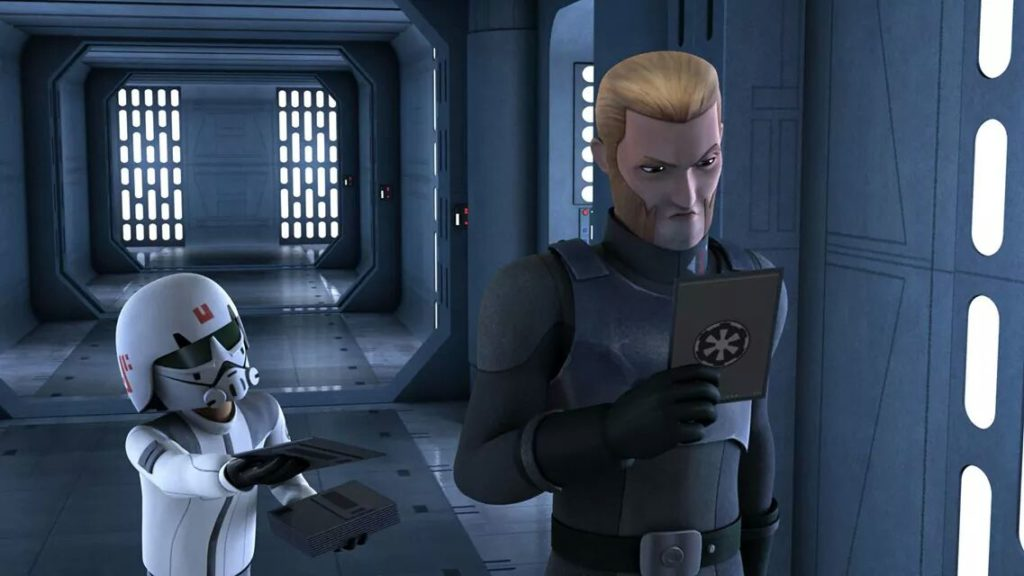 Star Wars Rebels 6