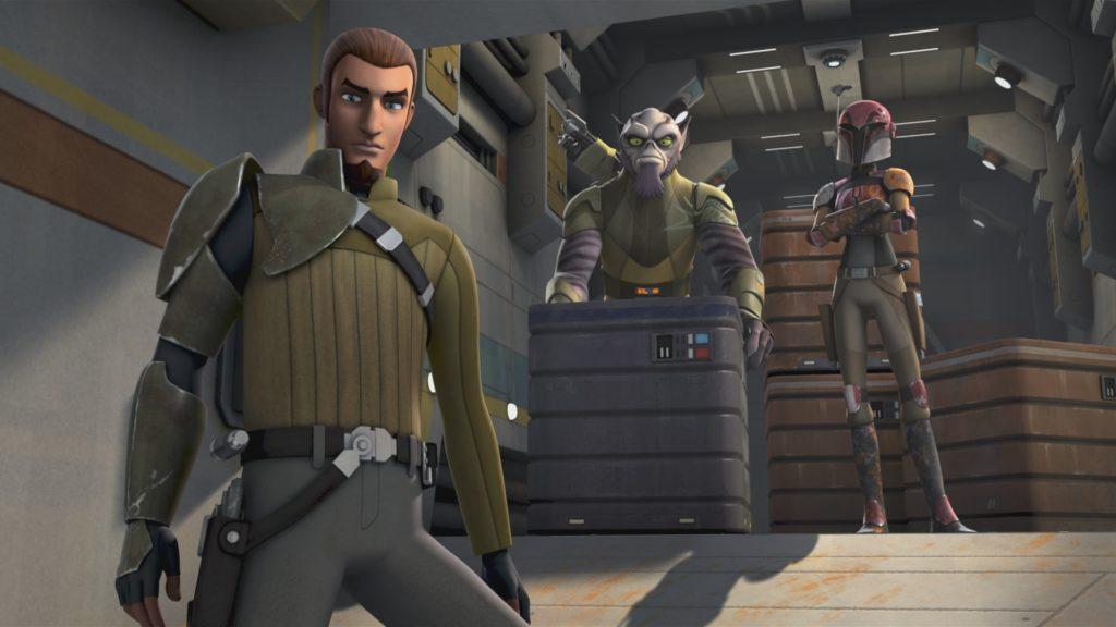 Star Wars Rebels 8