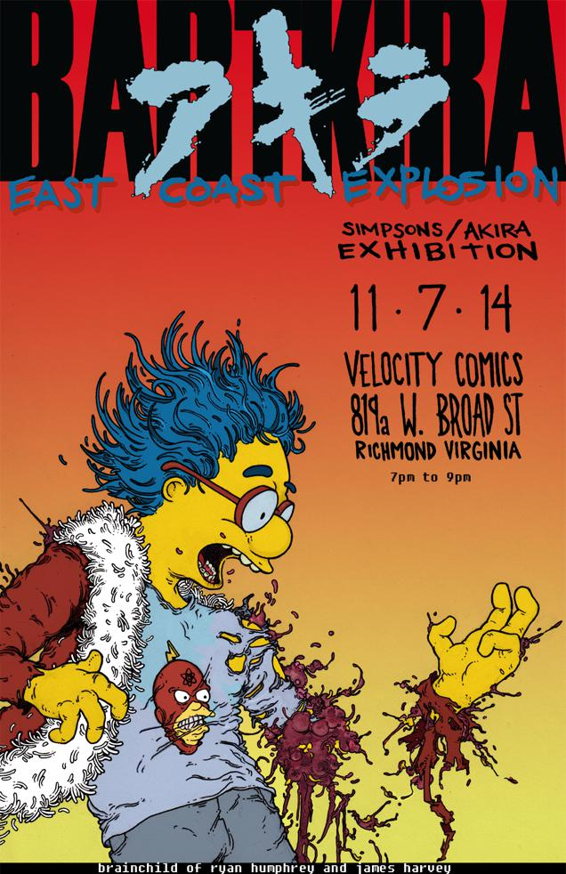 akira-meets-the-simpsons-in-fan-art-collection