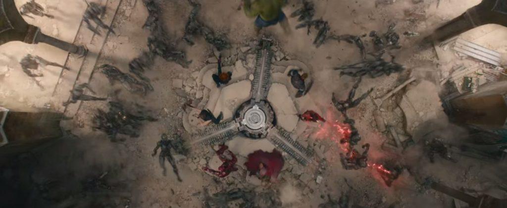 avengers age of ultron trailer 3 fight scene