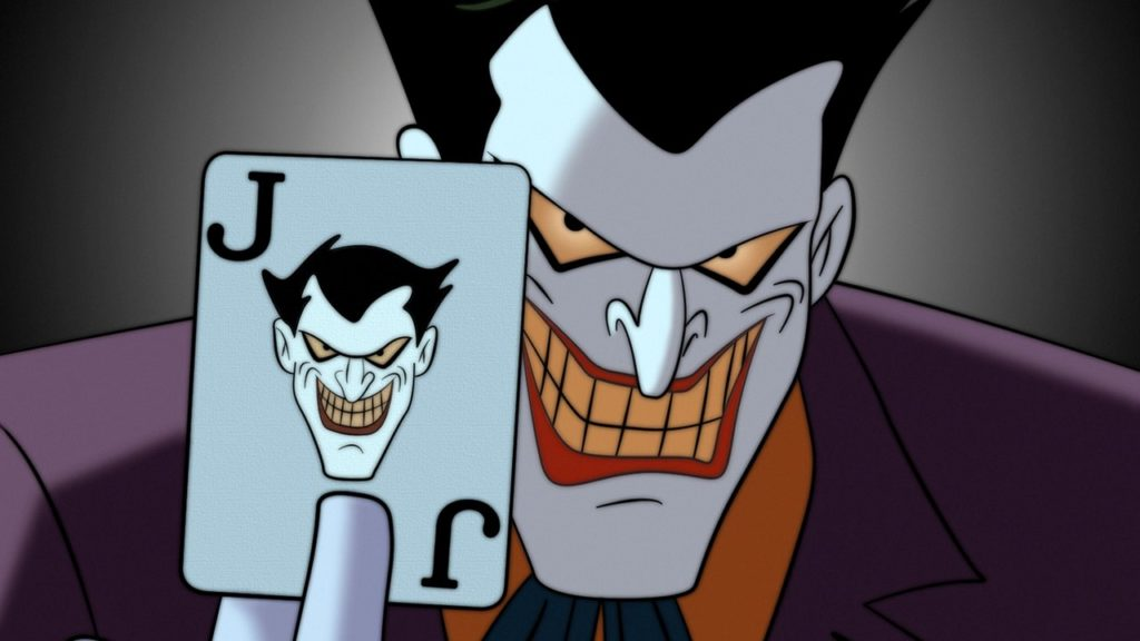 10 Joker The Animated Series