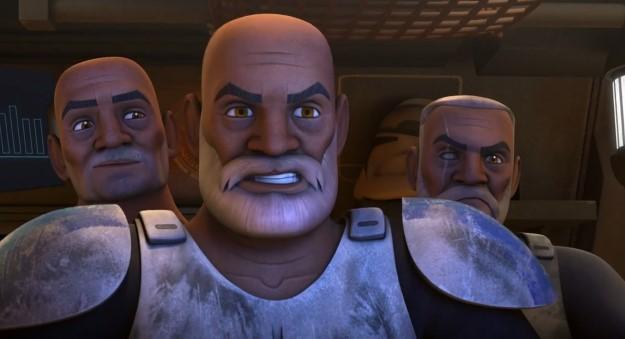 10 Rebels Clones