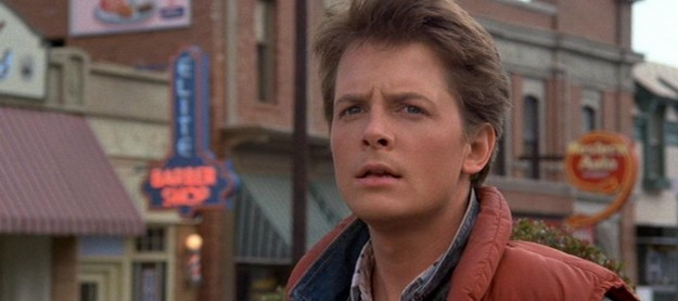 11 Marty McFly