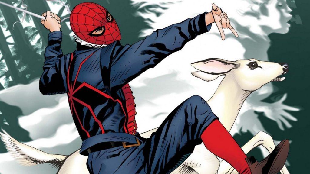 2 Spider-Man 1602