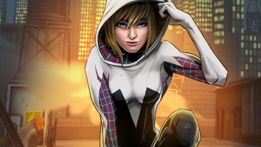 3 Spider-Gwen