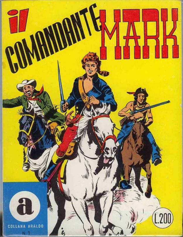 5 Comandante Mark