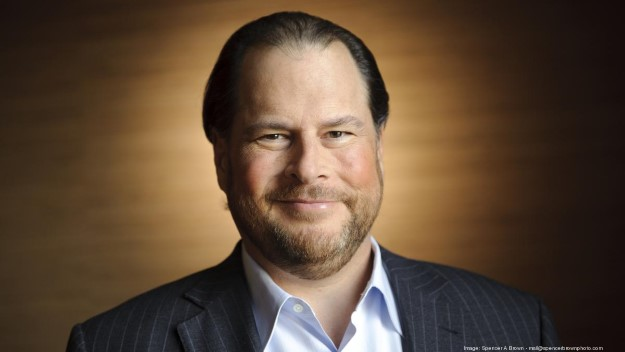 Marc Benioff Net Worth
