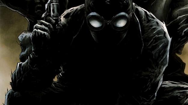 8 Spider-Man Noir