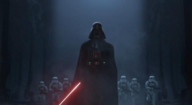 9 Vader