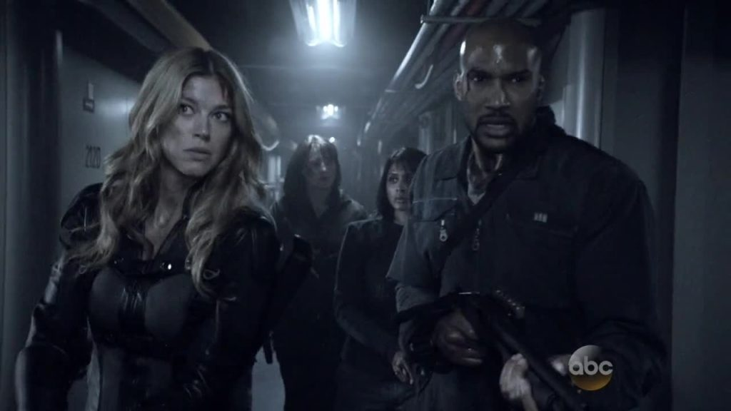 Agents of SHIELD S02E15 - Bobbi Mack