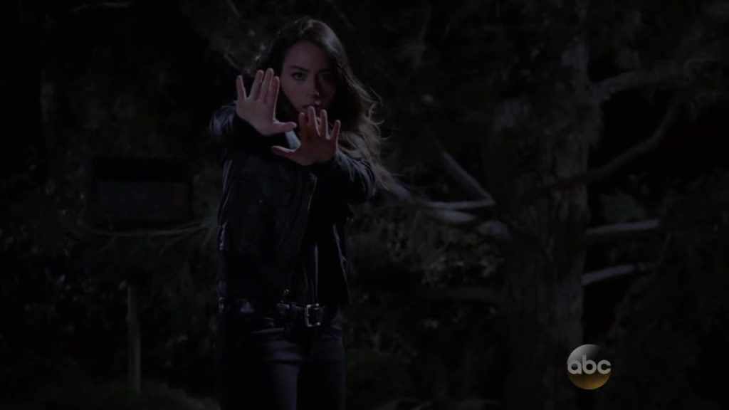 Agents of SHIELD S02E15 - Skye