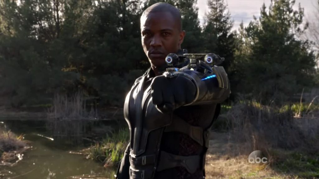 Agents of SHIELD S02E16 Deathlok 2