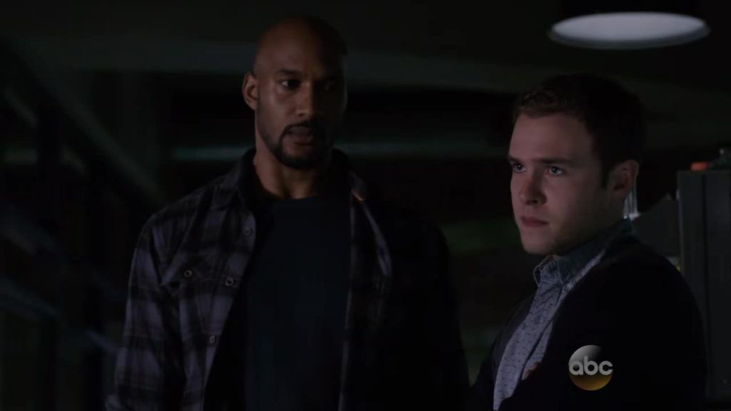 Agents of SHIELD S02E16 Mack Fitz