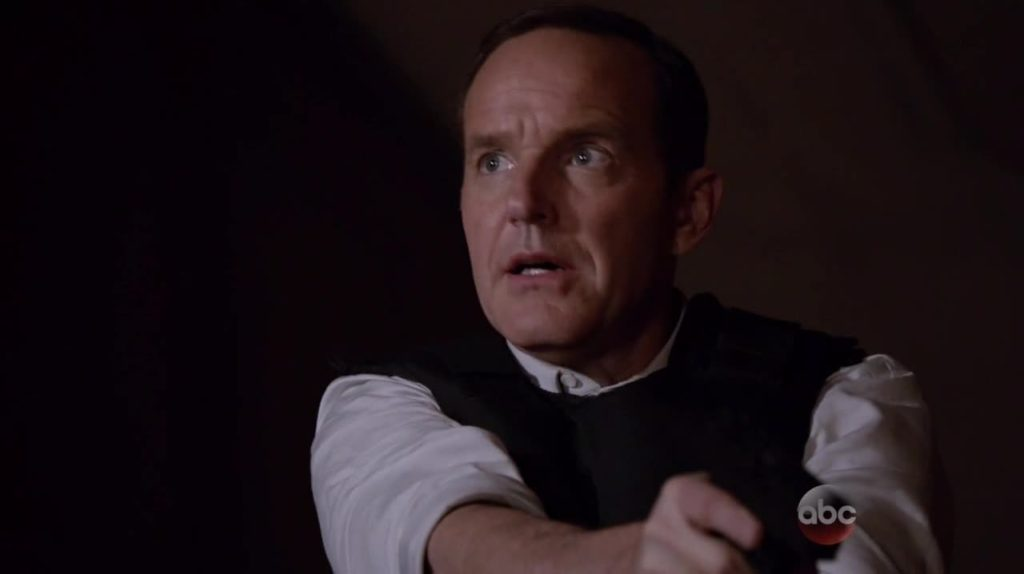 Agents of SHIELD S02E18 - Coulson