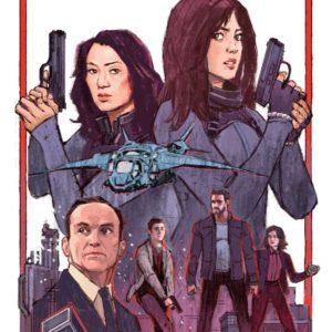 Agents of SHIELD S02E19 Art