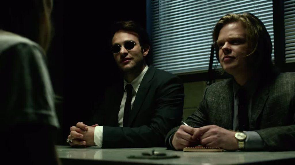 Daredevil S01E01 Matt Foggy