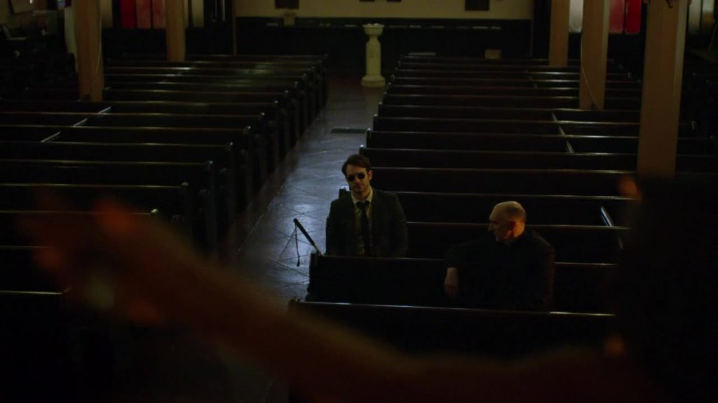 Daredevil S01E09 Church