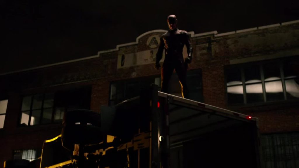 Daredevil S01E13 Costume