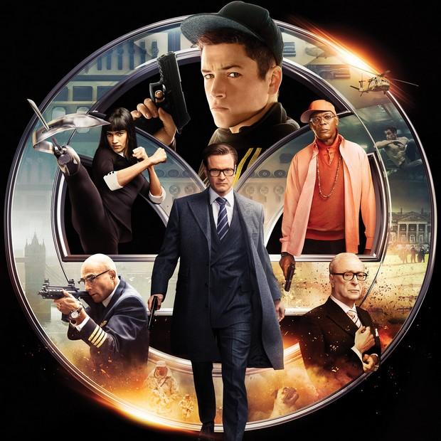 Kingsman: The Secret Service Full izle - filmi-izlecom
