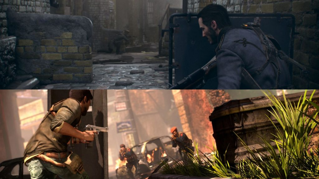 Order vs Uncharted 2