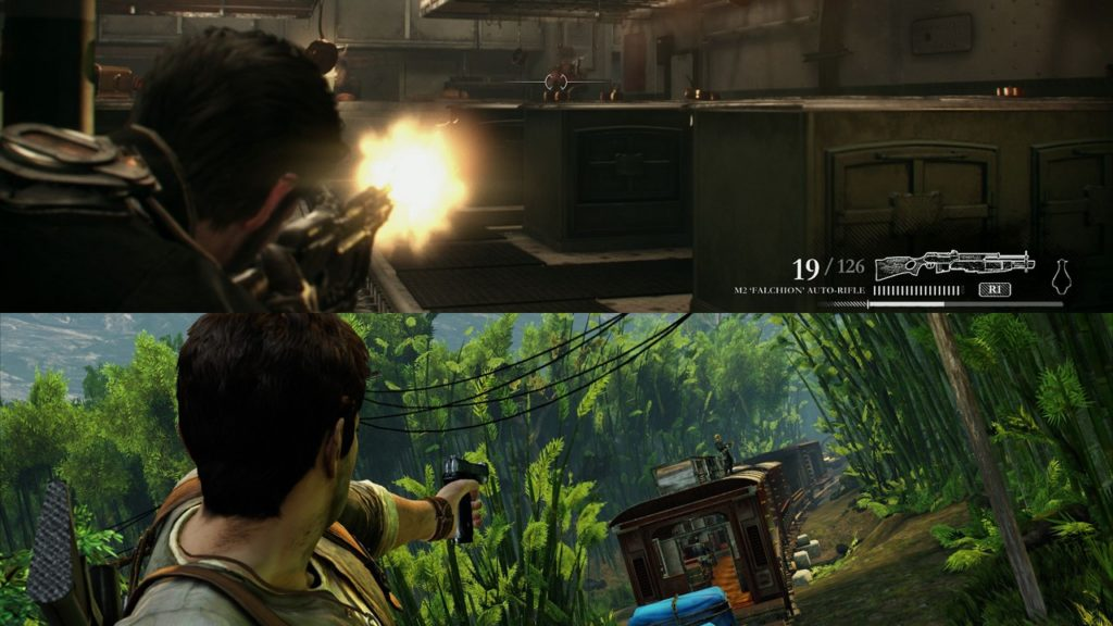 Order vs Uncharted 3