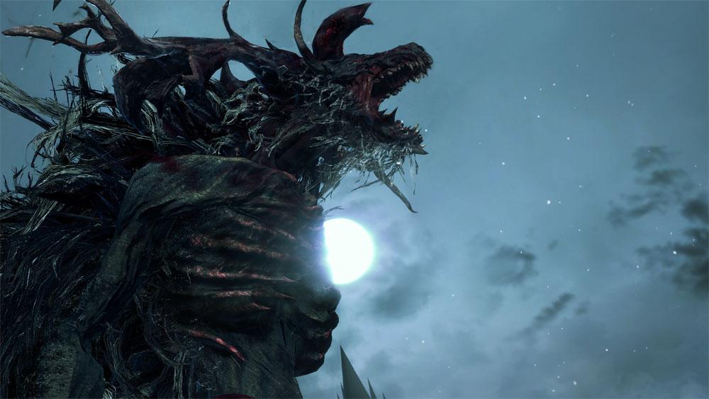 Cleric Beast, oyun içinde daha korkunç.