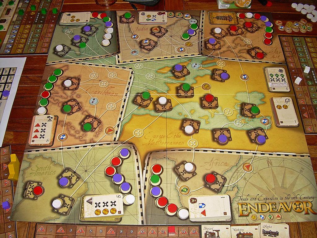 Oyun haritası