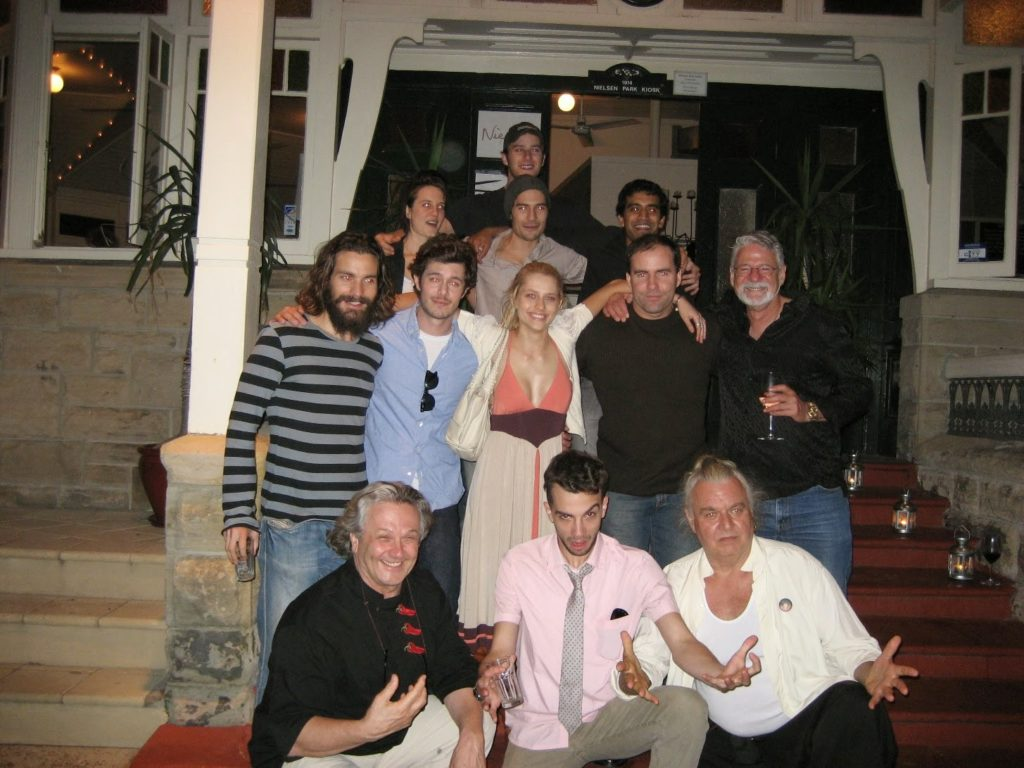 01 George Miller Justice League Cast