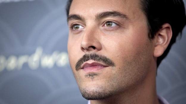 """Actor Jack Huston arrives for the premiere of HBO's television series """"Boardwalk Empire"""" Season 4 in New York September 3, 2013.     REUTERS/Carlo Allegri  (UNITED STATES - Tags: ENTERTAINMENT) - RTX136J5"""
