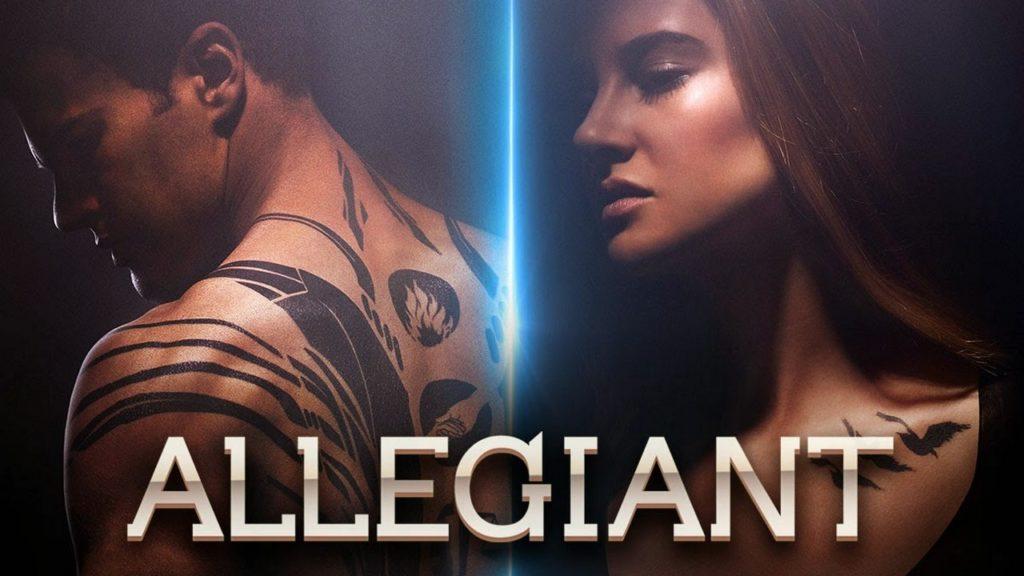 03 Divergent Allegiant