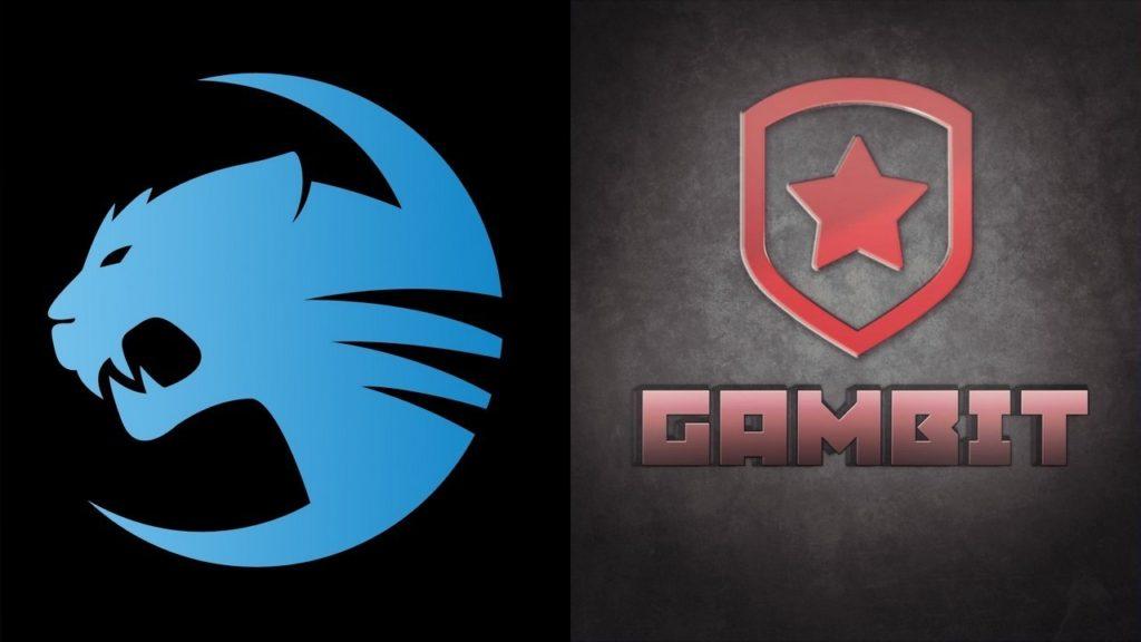 03 Roccat vs. Gambit