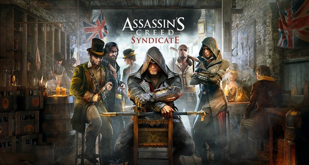 ASSASSINS CREED SYNDICATE MANS
