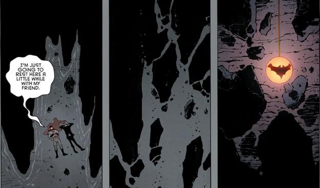 Batman Öldü 1