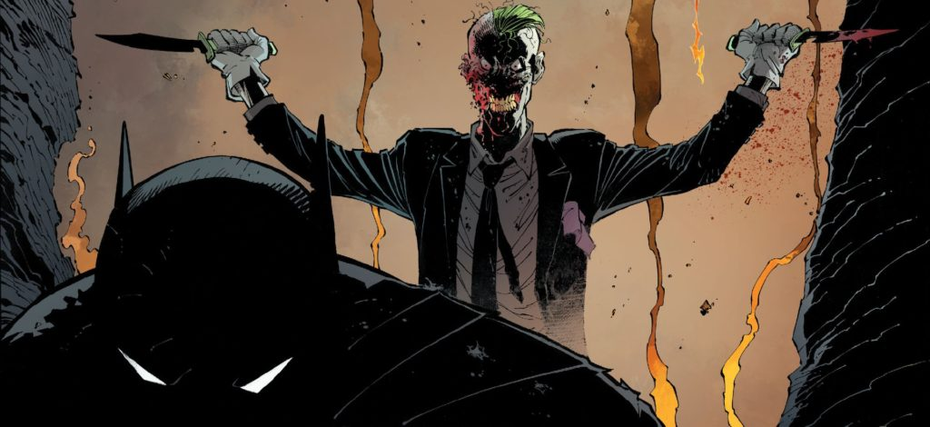 Batman Dead 1